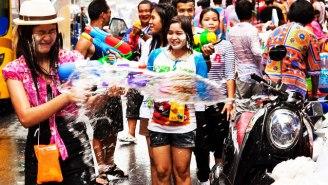 Thailand's Songkran Festival Is Just A Week Away