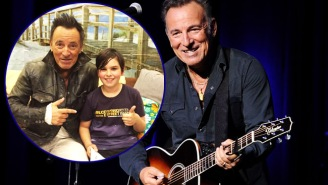 Bruce Springsteen Shows Why He's The Boss By Writing This Kid's Excuse Note
