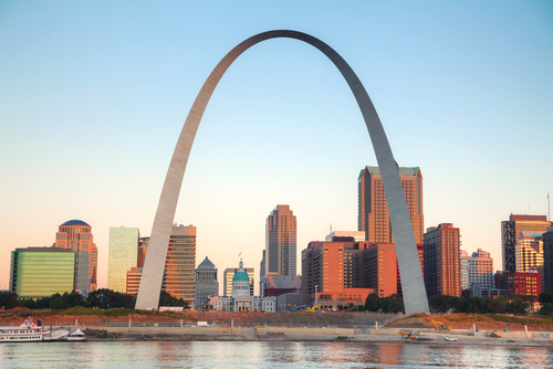 st. louis arch ss