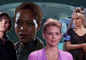 35 Actresses You Forgot Appeared In 'Star Trek'