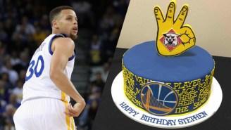 Where Did Steph Curry's Birthday Cake Rank Among All-Time NBA Birthday Cakes?