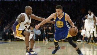 Could Steph Curry Ever Match Kobe's 81-Point Game? 'Not A Chance'