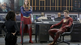 The 'Supergirl'/'The Flash' Crossover Proves Even TV Networks Can Have A Little Fun
