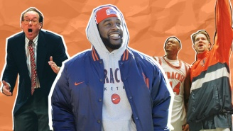 'Cuse Is In The House: Remembering Donovan McNabb And The Bench Crew's Forgotten Final Four Run