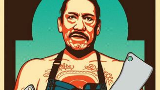 Eating Tacos With Danny Trejo Is Your New 'Drinking Scotch With Nick Offerman'