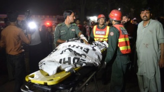 A Taliban Suicide Bomber Kills Dozens At An Easter Celebration In Pakistan