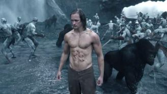 A New 'Legend Of Tarzan' Trailer Has Arrived, And There's Enough Swinging To Go Around