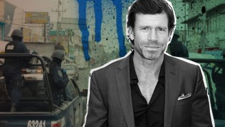 Taylor Sheridan On The Drug War And His Evolution From 'Sons Of Anarchy' Actor To 'Sicario' Screenwriter