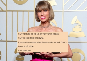 Taylor Swift's (Alleged) MySpace Comments And Photos Are Mid-2000s Gold