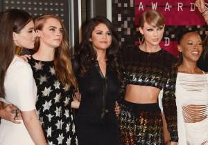 Selena Gomez, Chloe Grace Moretz Jump Into The Fray Of Kim Kardashian/Taylor Swift Feud