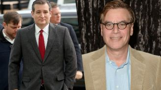 Ted Cruz Responded To Donald Trump By Proving His Aaron Sorkin Fandom