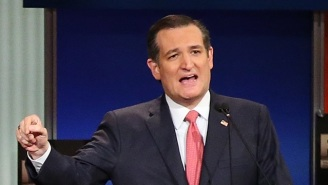 The Fox News GOP Debate Is Cancelled Because It Would Be Ted Cruz Talking To Himself