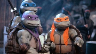 Why The Turtles Almost Never Use Their Weapons In 'Teenage Mutant Ninja Turtles II: The Secret Of The Ooze'