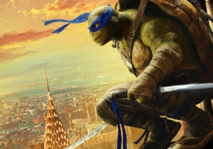 'Teenage Mutant Ninja Turtles 2' Turns Into A Live-Action Cartoon In A New Clip