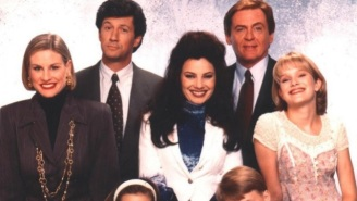 'The Nanny' Cast Had An Adorable Mini-Reunion Over The Weekend