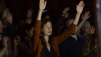 Review: Aaron Paul and Michelle Monaghan go down a dull 'Path' for Hulu