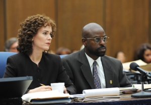 Marcia Clark Wants 'American Crime Story' To Stop Implying She And Chris Darden Had A Thing