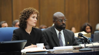 Sarah Paulson Put On An Acting Clinic As Marcia Clark In This Week's 'American Crime Story'