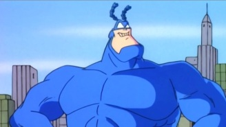 'The Tick' Will Adopt A Darker Tone Than Planned For Its Amazon Revival