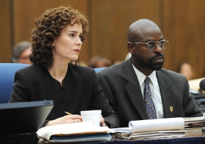 Review: 'The People V. O.J. Simpson' gives 'Marcia, Marcia, Marcia' a fair trial