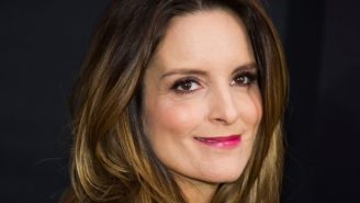 Tina Fey wasn't exactly thrilled with this year's politicized Oscars