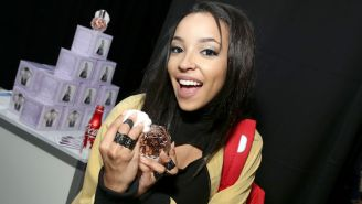 Tinashe Surprises Fans With The Release Of Her Unexpected New Album, 'Nightride'