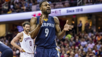 Tony Allen Called The Thunder And Cavs Petty For Not Honoring Kevin Durant And Kyrie Irving