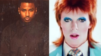 """Trey Songz Covers David Bowie's """"Life On Mars?"""""""