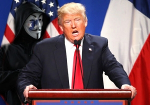 Can Anonymous Take Down Donald Trump?