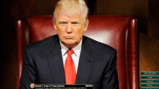 Roleplaying As Donald Trump In 'Civilization V' Quickly Brought The Apocalypse