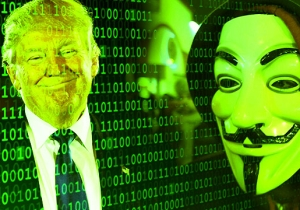 The Anonymous 'Wars' On Donald Trump And Other Targets Present Difficulties