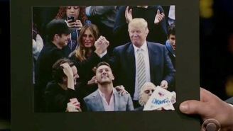 Allow Will Arnett To Explain This Photo Of Him High-Fiving Donald Trump
