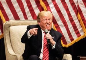 Donald Trump Revokes Press Credentials For The 'Dishonest' Washington Post