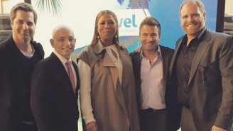 Queen Latifah Will Be Producing A Travel Show For The Travel Channel