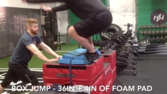 The Undertaker Is Doing 40-Inch Box Jumps And Lifting 500 Pounds In His Latest Impressive Workout Video