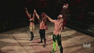 Reacquaint Yourself With The Unlikely History Of The Lucha Underground Trios Championship