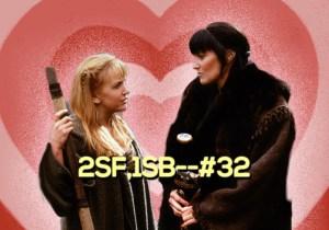 Xena goes gay and Princess Leia stars in her own novel – 2 Steps Forward, 1 Step Back