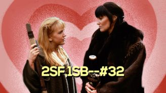 Xena goes gay and Princess Leia stars in her own novel – 2 Steps Forward, 1 Step Back