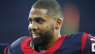 Arian Foster Proves He Is A Fan Favorite With This Emotional Goodbye To Houston