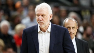 Gregg Popovich Uses A Wilt Chamberlain Quote To Explain Why NBA Shootarounds Should Be 'Kaputskied'