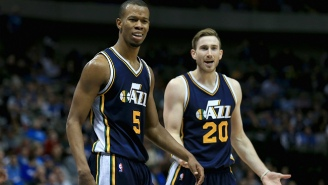 Behind The Bench: The Utah Jazz Are No Fun At All