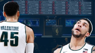 Michigan State's Denzel Valentine Isn't Draymond Green, But Could Still Be A Draft-Night Steal