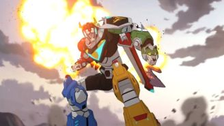 'Voltron: Legendary Defender' Assembles In A New Trailer