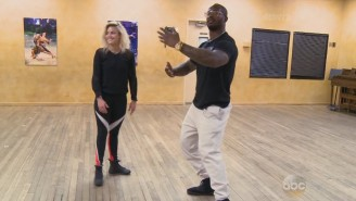Von Miller's Flatulence Is Causing Quite The Problem On 'Dancing With The Stars'
