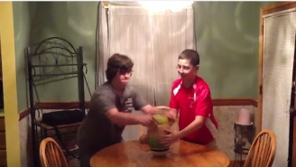 Watch This Watermelon Explosion Experiment Go Terribly, Terribly Wrong