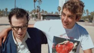 Weezer Brought The 'Damn, Daniel' Teens Along For Their 'California Kids' Music Video
