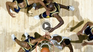The Story Of The Fab Five: How Michigan Changed College Basketball Forever