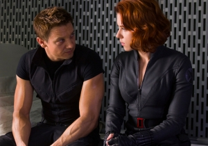 Jeremy Renner Is down to do a Netflix series for Hawkeye