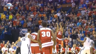 Wisconsin's Buzzer Beating Three-Pointer To Beat Xavier Capped Off A Ridiculous First Weekend
