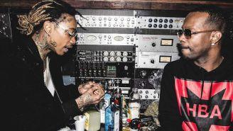 Juicy J ft. Wiz Khalifa – All Night